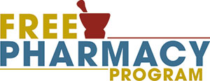 Free Pharmacy Program logo