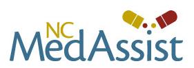 NC Med Assist logo