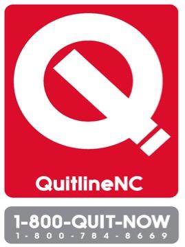 Quitline NC logo