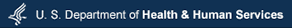 U.S. Dept of Health and Human Services logo