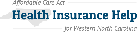 Affordable Care Act Health Insurance Help for Western North Carolina