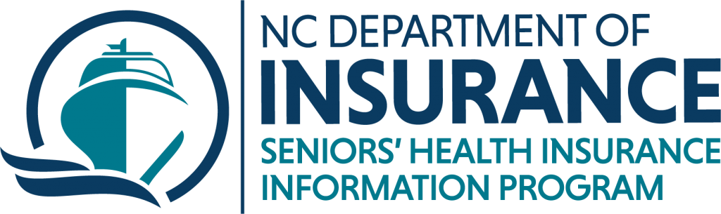 NC Department of Insurance - Seniors' Health Insurance Information Program logo